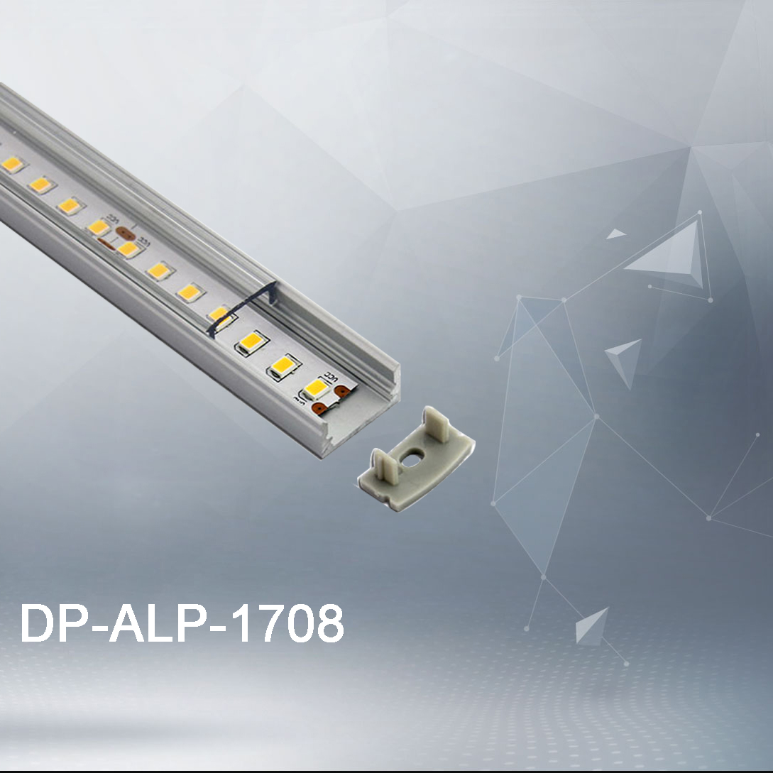 DP-ALP-1708-ALUMINUM PROFILE