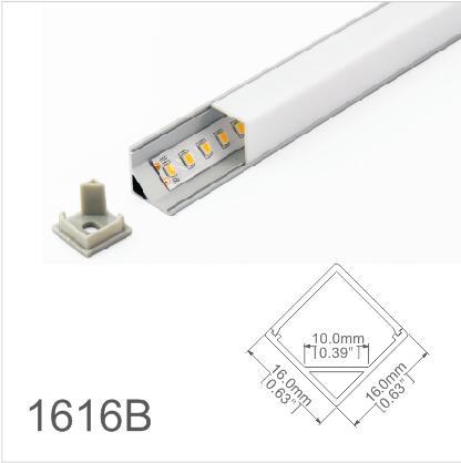 SIZE-aluminum profile
