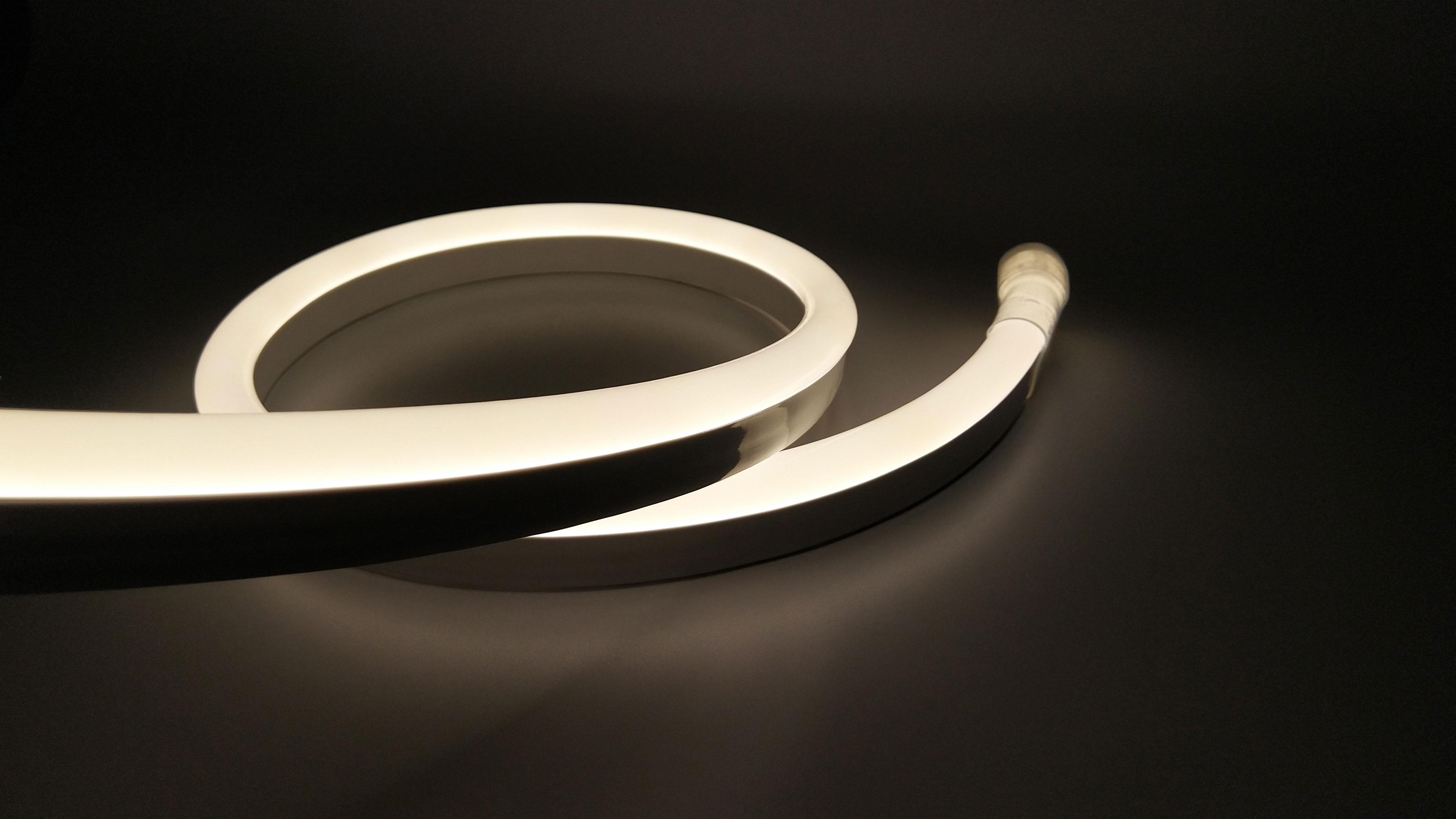 domed shape led neon flex