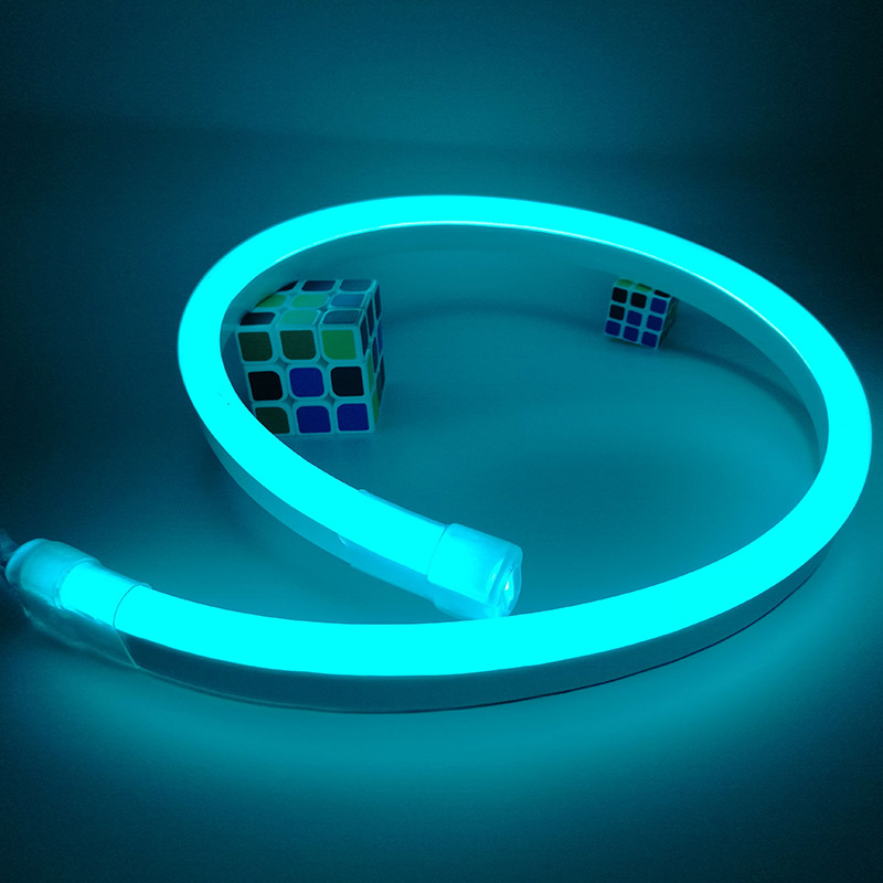 RGB LED NEON FLEX, Optically modified PVC extrusion,SMD 5050 LED