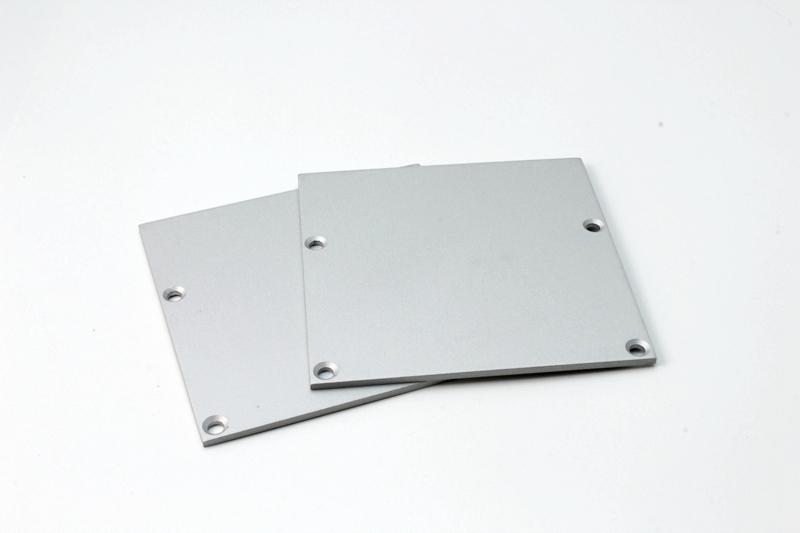 aluminum profile-endcap