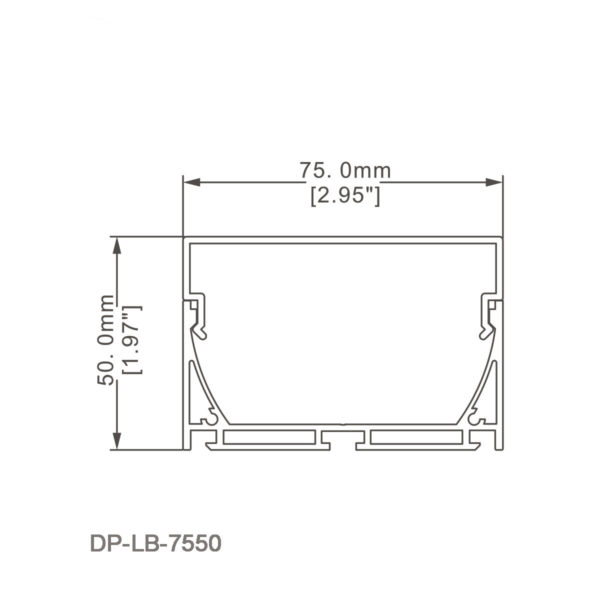 DP-LB-7550-LED-LINEAR-LIGHT