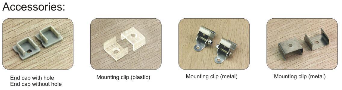 1715B Aluminum Profile Kit