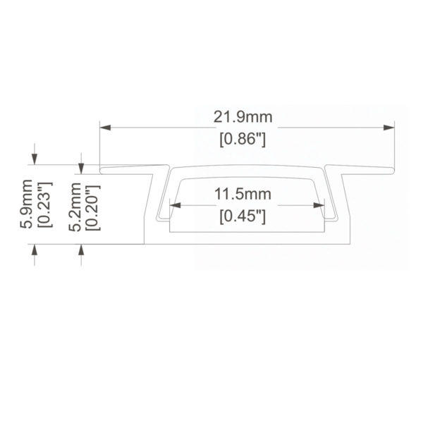 Aluminum Profile Kit-SIZE