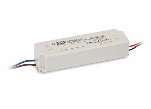 LPV-35 MEANWELL POWER SUPPLY