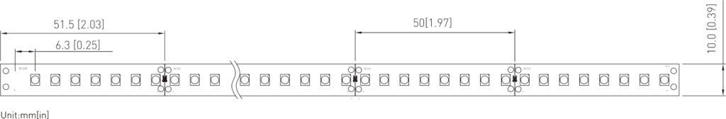 SMD2835 LED High Efficacy Tape Light