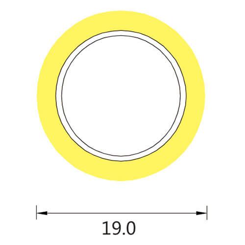 360° Beam Angle LED Neon Flex
