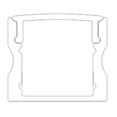 led aluminum profile-1715B
