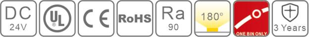 cob-led-series-led-strip-light-certification