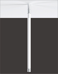 Ceiling Kit - hardware and PC tube set