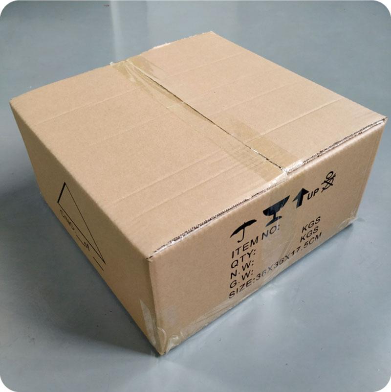 Packing info carton neon flex