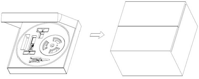 packaging for skyline kit system
